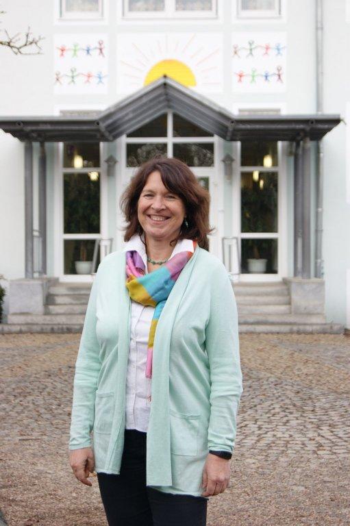 Schulleiterin Brigitte Reubel